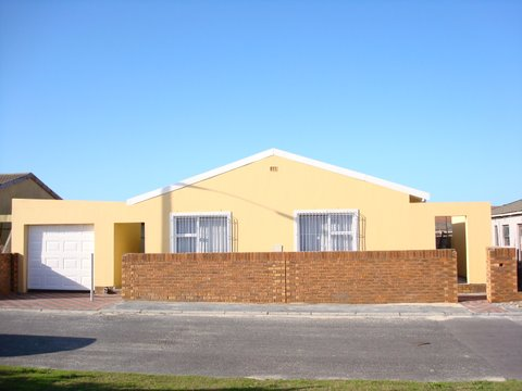 Our new home in SA
